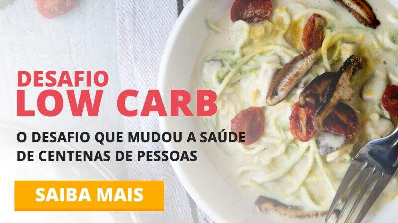 Desafio Low Carb